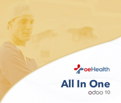 oeHealth All In One (Odoo 10)