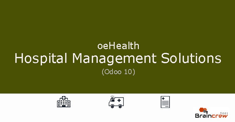 oeHealth for Odoo 10