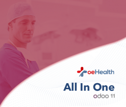 oeHealth All In One (Odoo 11)
